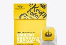Coffee & Tea Mockups / The variety of coffee&tea packaging mockups: cups, bags, jars, sachet etc.