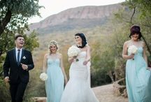Our REAL wedding. / My wedding is no longer a dream board on Pinterest. It really happened and it was beautiful.