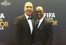 Soccer heroes / #soccer #heros #idols #Cloozup