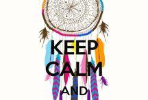 KEEP CALM / I love it♡