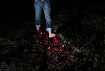 Firewalking / We help you organise Firewalks to support your charity, fundraiser, group or club
