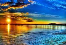 GüneŞ, Ay, Deniz, Doğa
