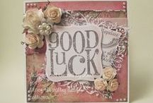 lili of the valley statement stamps cards / projects using lili of the valley stamps