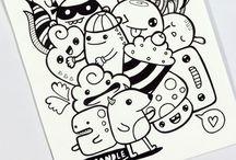 Draws / I love it♡