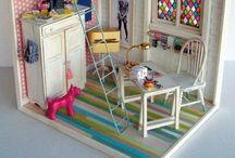 Mini Houses / Avesome photos♡