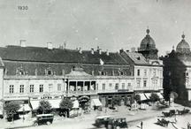 Restaurant`s in old Cluj