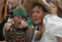 Festival People / Fancy Dress, laughs, make up and a good slice of craziness...