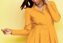 turn on the brights / Bright, bold colors are a metrostyle signature!