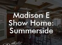 Madison E Show Home: Summerside / Madison E show home; 7824 – 22 Avenue SW #yeg http://yourpacesetter.com/project/madison-e/