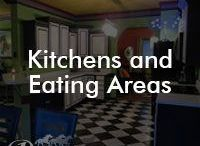 Kitchens and Eating Areas