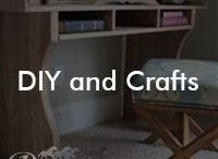 DIY and Crafts / crafting projects