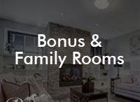 Bonus & Family Rooms