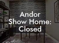 Andor Show Home: Closed / Our Andor Show Home