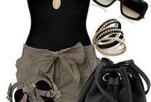 meu estilo!!! / by Maria Fernandes
