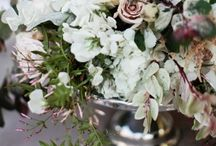 Wedding Flower Ideas / Centre Pieces, Bouquets and So Much More