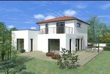 Constructeur de maison tendance modèle SPIZER / Notre modèle de maison SPIZER