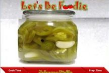 Pickle / This channel is to inspire everyone to cook homemade delicious food. We believe that everyone is a great cook. It just need little effort and motivation to satisfy the taste-bud with home made recipes. Food lovers, Let's Be Foodie!!!  Hey! Food Lovers, if you like our videos on YouTube, please subscribe and like our videos. Lets learn and grow together.
