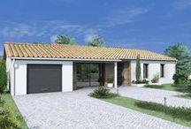 Devenir propriétaire en Loire Atlantique / Avec 4 agences en Loire Atlantique (Pays de la Loire), Alliance Construction est en mesure de construire votre future maison un peu partout sur le département (Ancenis, Nantes, Pornichet et Vallet).
