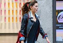 Melissa Satta at Cosmetics Milano / Melissa Satta fa shopping presso C.T.