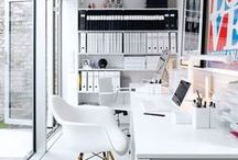 Office Ideas... / small and big working spaces with good design