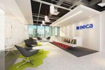 Office Design Portfolio / Discover our innovative interior design projects