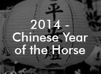 2014 - Chinese Year of the Horse