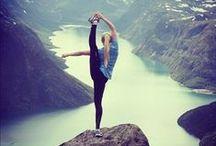 Yoga / @invertisa