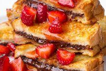 Sweets / Diy, homemade