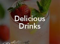 Delicious Drinks / beverages and drinks