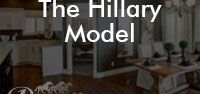 The Hillary Model / Our Hillary floor model; 2778 square feet, front attached garage, 3 bedrooms