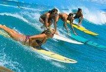 I'd rather be surfing...