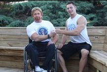SCI Superstars / A collection of our exclusive blog posts profiling amazing people with spinal cord injuries.  See it. Believe it. Watch thousands of SCI videos at SPINALpedia.com.
