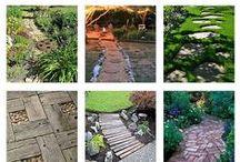 zahrada / úpravy zahrady, pěstování rostlin