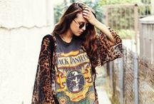 Rocker Chic / Rocking fashion