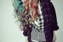 Grunge Chic / Grunge Fashion Style