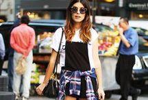Urban Street Style Chic / Urban Alternative Street Fashion Style