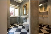 Bathrooms by Architect Your Home / Bathroom - projects of architecture and interior design by Architect Your Home Portugal