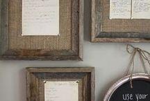 7.Furniture & Decor DIY / by Melanie Looh