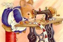 Ratones / Accesorios para los mágicos ratones.