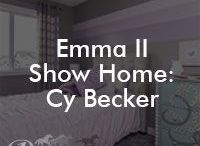 Emma II Show Home: Cy Becker / Now Closed yourpacesetter.com/project/emma-ii/