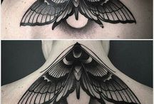 Animals and Insects tattoo / #animals #animaltattoo #tattoo #insects #insectatattoo #blackwork #dotwork #blackink #birds #birdstattoo #passaros #PassarosTattoo #butterfly #butterflytattoo / by Priscila Leão