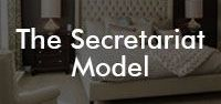 The Secretariat Model / Our Secretariat floor plan; 2589 square feet, front attached garage, 4 bedrooms
