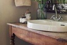 Bathroom Ideas / by Robin Bell