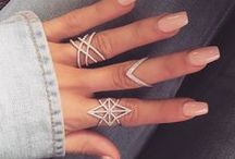 Nails / Gorgeous nails we're wishing for.