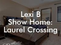 Lexi B Show Home: Laurel Crossing / 1483 33A Street NW #yeg yourpacesetter.com/project/lexi/