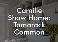 Camille Show Home: Tamarack Common / 2805 - 15 Street NW yourpacesetter.com/project/camille/