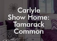 Carlyle Show Home: Tamarack Common / Now Closed yourpacesetter.com/project/carlyle/