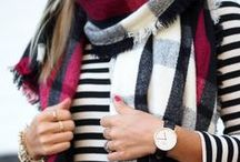 Winter Travel Style / Looking cozy and cute at the same time. The only thing that is missing is the cup of hot coco. :)