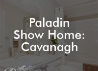 Paladin Show Home: Cavanagh / Our new showhome at 2215 Casey Crescent SW