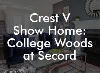 Crest V Show Home: College Woods at Secord / 9716 222 St Nw; 3 bedrooms and 2 1/2 bathrooms yourpacesetter.com/project/crest-v/